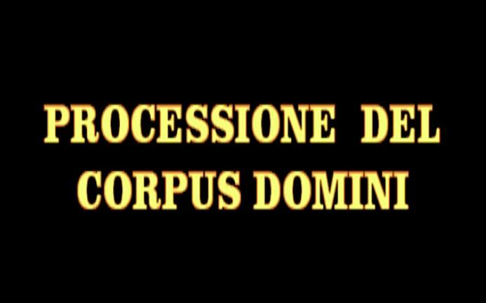 Corpus Domini 2017
