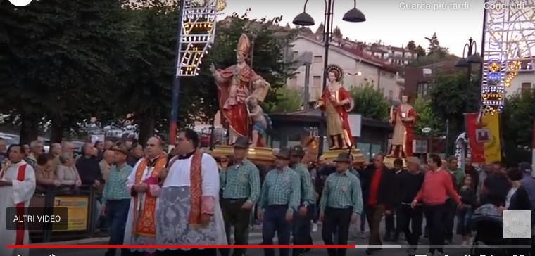 Celebrazioni solenni in onore dei Santi Cosma e Damiano