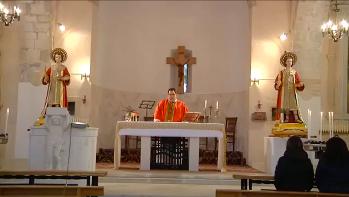 """Santa Messa de """"Lunedi dell'Angelo"""""""